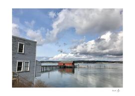Washington Whidbey Island Coupeville Wharf