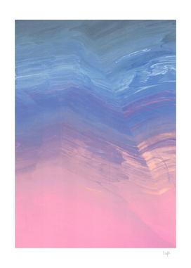 I saw sunset IV.