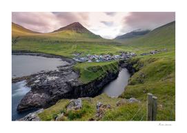 Wild beauty of Faroe Islands