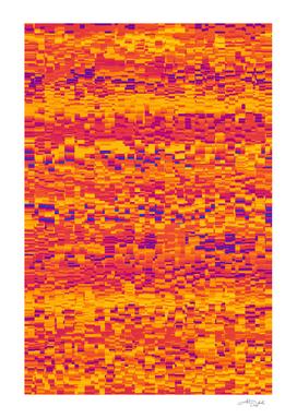 Fractal Pixels XXV / NE