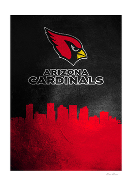 Arizona Cardinals Skyline