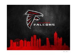 Atlanta Falcons Skyline