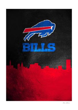 Buffalo Bills Skyline