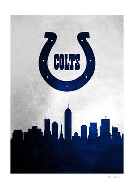 Indiana Colts Skyline