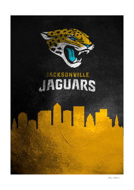Jacksonville Jaguars Skyline