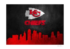 Kansas City Chiefs Skyline
