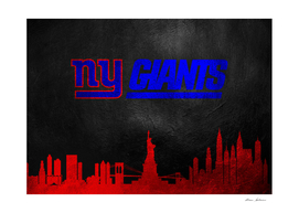 New York Giants Skyline