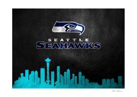 Seattle Seahawks Skyline