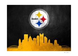 Pittsburgh Steelers Skyline