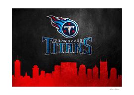 Tennessee Titans Skyline