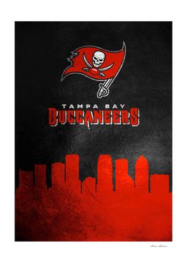 Tampa Bay Buccaneers Skyline
