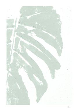 Acrylic Monstera - The Sweet One
