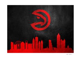 Atlanta Hawks Skyline