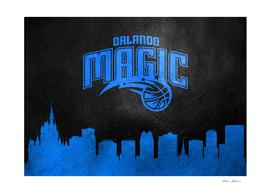 Orlando Magic Skyline