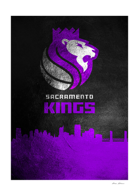 Sacramento Kings Skyline