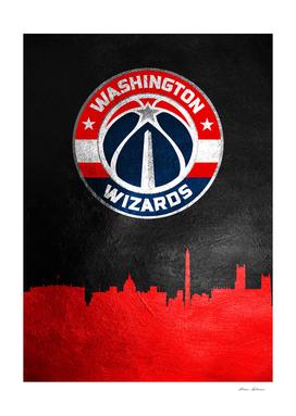 Washington Wizards Skyline