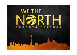 Toronto Raptors Skyline 2