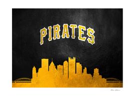 Pittsburgh Pirates Skyline