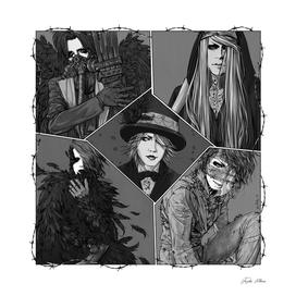 the GazettE Spooky Box 2 Lucy