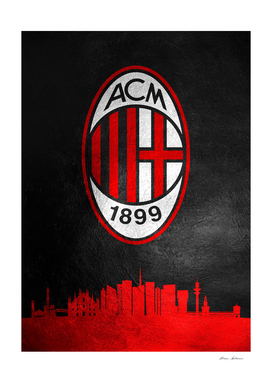 AC Milan Skyline