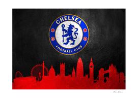 Chelsea FC Skyline