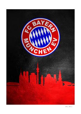 Bayern FC Skyline