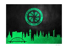 Celtic FC Skyline