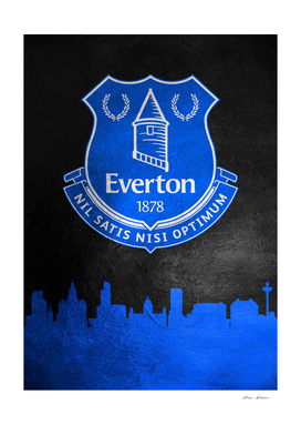 Everton FC Skyline