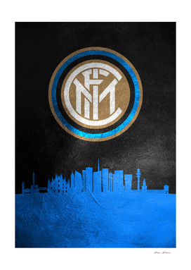 Inter Milan Skyline