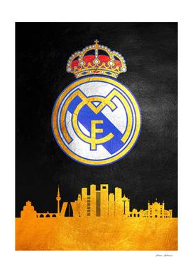Real Madrid Skyline