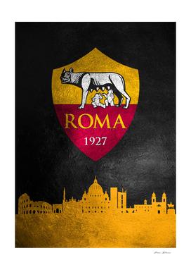 Roma FC Skyline