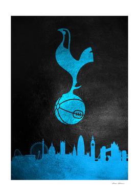 Tottenham Spurs Skyline
