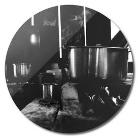 Cocina .