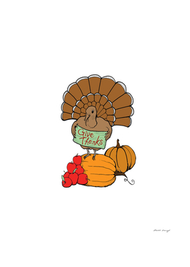 Give Thanks 2 a