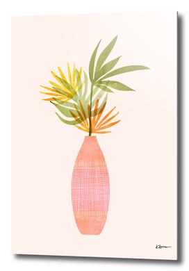 Modern Tropical Summer Bouquet