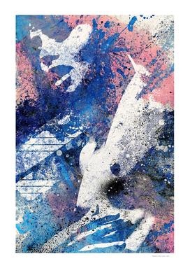 Imperium (spray paint graffiti erotic painting)