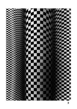 Checkered tubes