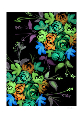 Floral Bouquet 3 Pattern
