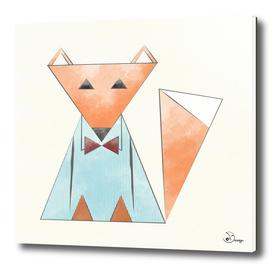 Hipster Fox