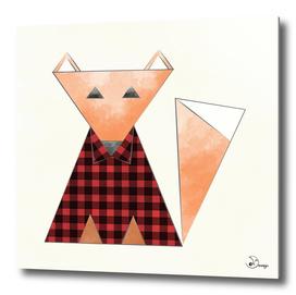 Flannel Fox