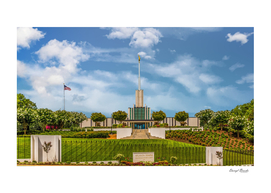 Mormon Temple in Atlanta