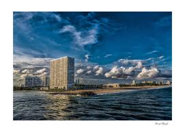 Modern Condos on Fort Lauderdale Beach