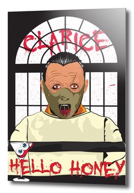 Hannibal Lecter - Hello Clarice