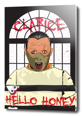 Hannibal Lecter - Hello Clarice
