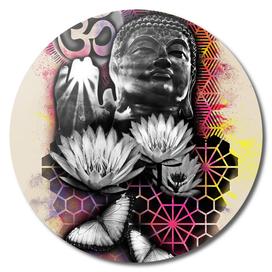 buddha y lotos 2