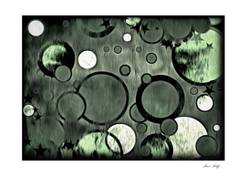 Green Color Abstract