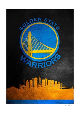 Golden State Warriors Skyline
