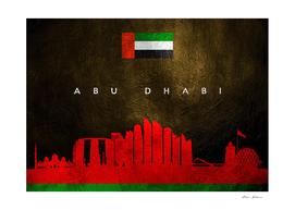 Abu Dhabi United Arab Emirates Skyline