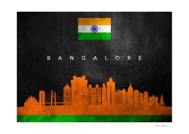Bangalore India Skyline