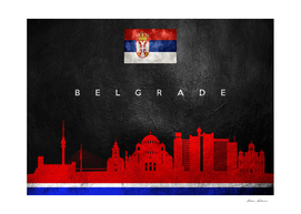Belgrade Serbia Skyline